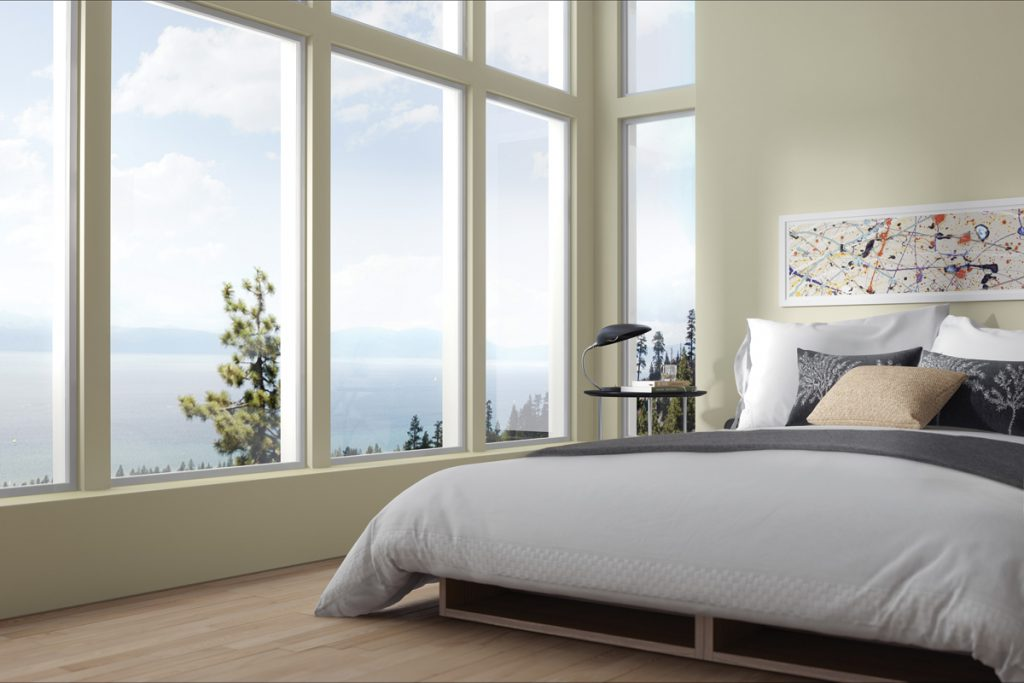 Panoramic View Windows by Milgard Windows and Doors