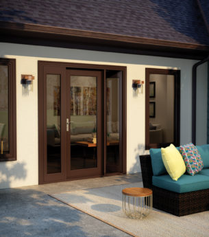 Premium Vinyl Patio Doors by Milgard