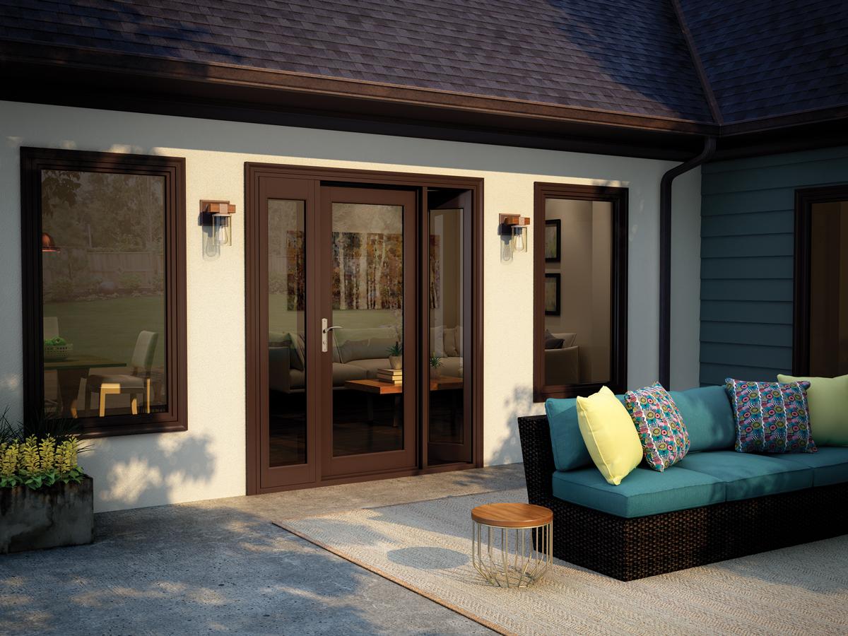 Simonton Sliding Doors >> Milgard Doors - Sivan Windows and Doors