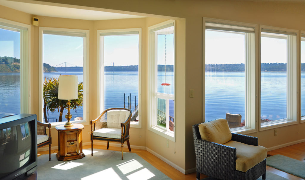Ocean View with Simonton Windows