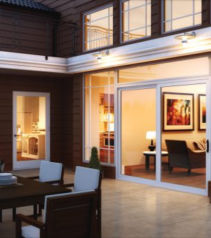 Milgard Ultra Series Sliding Doors